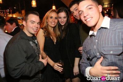 dennis alvarez in Toro Lounge Party in the Smyth Hotel