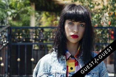 kimbra in Coachella Festival 2015 Weekend 2 Day 1