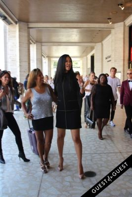 kimora lee-simmons in NYFW Style From the Tents: Street Style Day 1