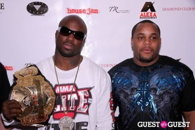 daniel cormier in 1st Annual Pre-NFL Draft Charity Affair Hosted by The Pierre Garcon Foundation