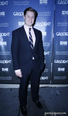 kipton cronkite in Gradient Magazine Party
