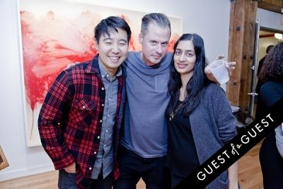 kirby kim in ART Now: PeterGronquis The Great Escape opening