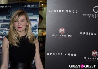 "kirsten dunst in Quintessentially hosts ""UPSIDE DOWN"" - Starring Kirsten Dunst and Jim Sturgess"