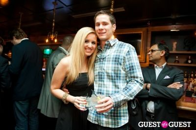 kirsten johnson in Hot 100 Party @ Capitale