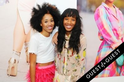 muneerah livingston in Refinery 29 Style Stalking Book Release Party