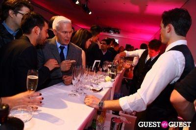 klaus biesenbach in New Museum Next Generation Party