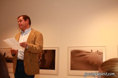 knut brundtland in Opening Party for Stuart Franklin: The Dogon