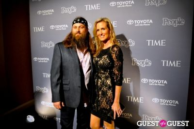 korie robertson in People/TIME WHCD Party
