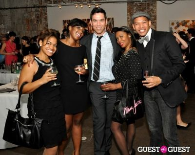 neil grace in District Design Society's Creative Black Tie Party