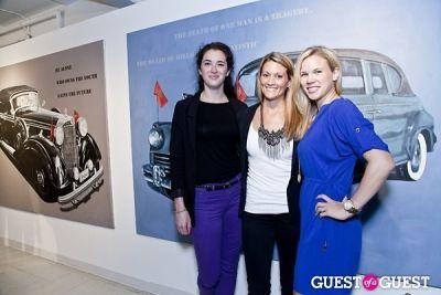 amanda goetz in Auto Portrait Solo Exhibition at 25CPW Gallery