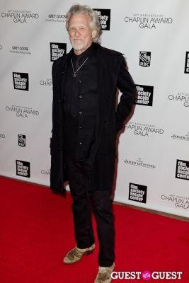 kris kristofferson in 40th Annual Chaplin Awards honoring Barbra Streisand