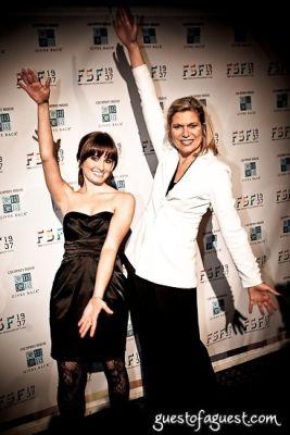 krista boyer in YMA Fashion Schlorship Fund Awards Dinner