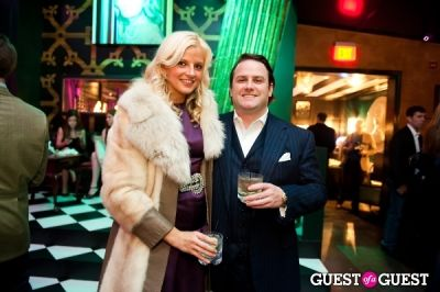krista johnson in Hot 100 Party @ Capitale