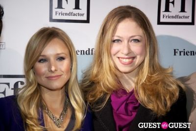 chelsea clinton in Chelsea Clinton Co-Hosts: Friendfactor