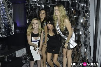 cassandra kunze in Citi And Bud Light Platinum Present The Second Annual Billboard After Party