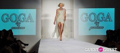 kristen byler in NY Fame Fashion Week Charity Benefit