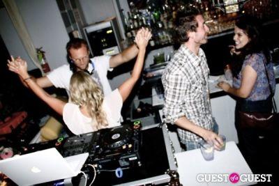 maya burkenroad in Skybar Presents: GofG LA Guest DJs