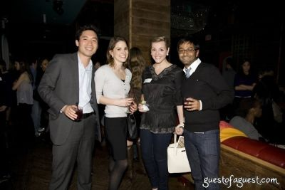 kristen teufel in The R20s Group Launch Party