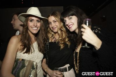 whitney port in Charlotte Ronson Fall 2010 After Party