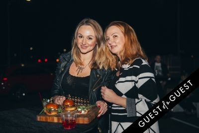 kristina korban in Food Haus Café One Year Anniversary Party