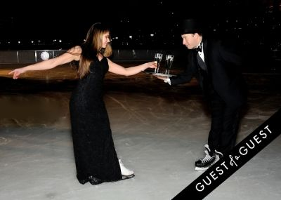 allison williams in Altaneve on Ice