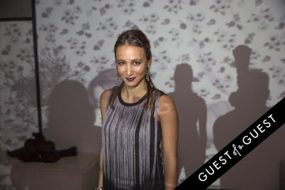 kristina lopez in Young Folk hosts the Official After-Party for the Outsider Art Fair