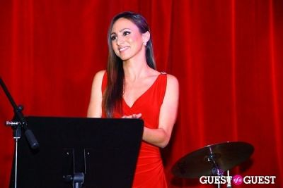 kristina lopez in Team Fox Young Professionals of NYC Fall Gala