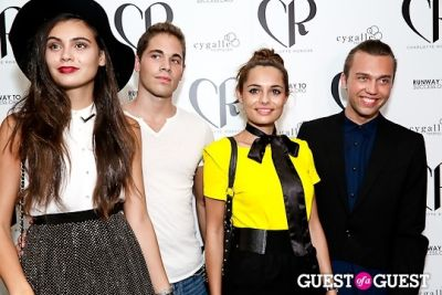 kristina velkova in Charlotte Ronson Spring 2013 After Party