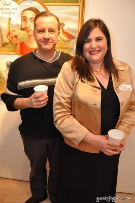 kristine woodward in A Holiday Soirée for Yale Creatives & Innovators