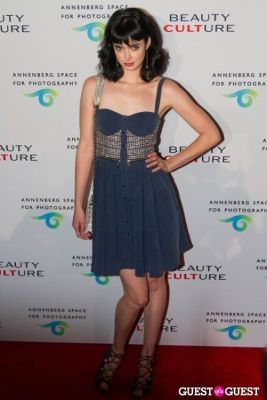 krysten ritter in Exhibit Opening Of