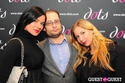 kseniya rozhkova in Dots Styles & Beats Launch Party
