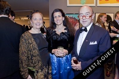 kurk hankles in Hadrian Gala After-Party 2014