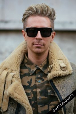 kyle anderson in Paris Fashion Week Pt 1