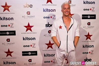 kyle blitch in oneZ Summer Soiree Hosted by CCR Brand, AC Talent, and Kitson