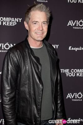 kyle maclachlan in Avion Espresso Presents The Premiere of The Company You Keep