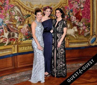 chloe wynne in The Frick Collection Young Fellows Ball 2015