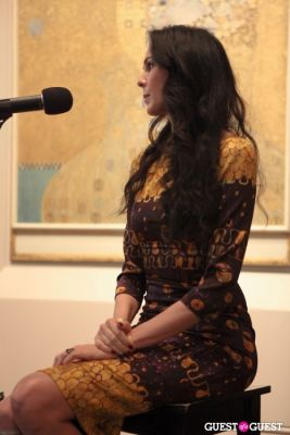 l wren-scott in L'Wren Scott at Neue Galerie New York