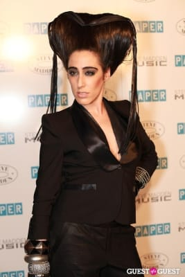 ladyfag in PAPER's 13th Annual Beautiful People Party