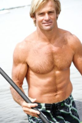 laird hamilton in Chanel J12 Launch at Crow's Nest