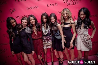 liu wen in VS Fashion Show - After Party 2010