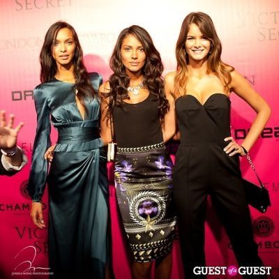 lais ribero in Victoria's Secret 2011 Fashion Show After Party