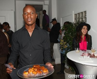 lamar hunter in Brave Chick Holiday Resort Line Launch & Charity Celebration