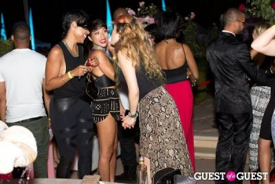 lamyia good in Jamie Foxx & Breyon Prescott Post Awards Party Presented by Malibu RED