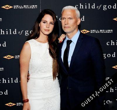 klaus biesenbach in Child of God Premiere