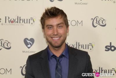 lance bass in The Redbury @ Hollywood and Vine After Party