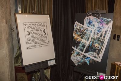 land s-limited-edition-art-pieces in LAND Celebrates an Installation Opening at Teddy's in the Hollywood Roosevelt Hotel
