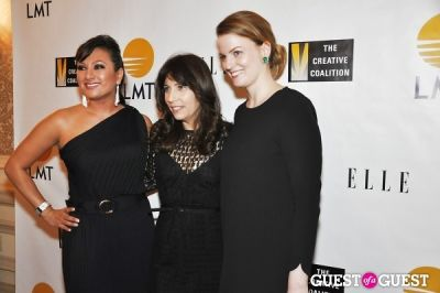 robin bronk in WHCD Leading Women in Media hosted by The Creative Coalition, Lanmark Technology and ELLE