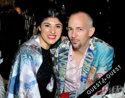 lara eurdolian in COAF 12th Annual Holiday Gala