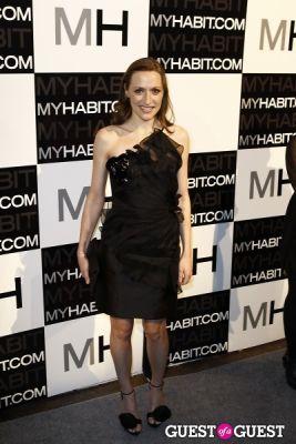 lara meiland-shaw in MYHABIT and CFDA Incubators Take Fashion by Storm
