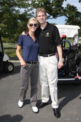 lara yunaska in The Eric Trump Foundation's Third Annual Golf Invitational for St. Jude Children's Hospital